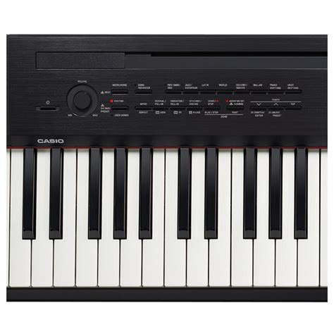 Keyboard Casio Privia casio privia px 350 digital piano box opened at gear4music
