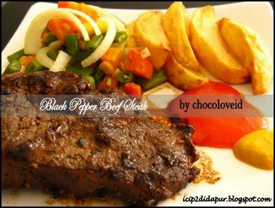 Maseko Kaldu Sapi 100g 2 ichaphudhan resep kecil steak