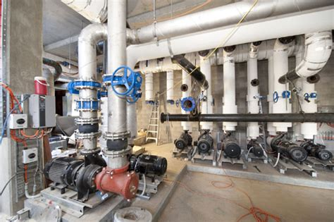 Industrial Plumbing by Services Medrano Plumbing