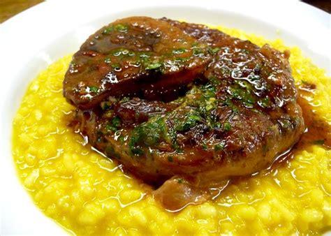 cucinare gli ossibuchi ossibuchi con il risotto giallo buonissimo