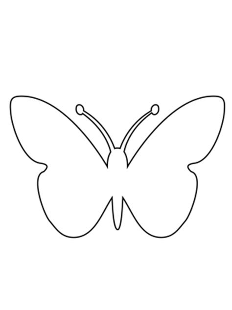 small butterfly coloring pages free printable worksheets calendars invitations cards