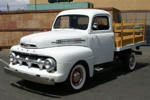 1952 ford truck photo picture pic photograph image