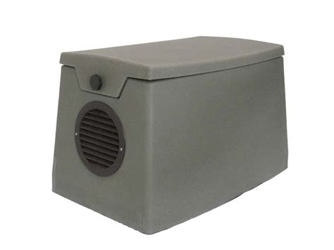 Fan For Media Cabinet by Easypro Weatherproof Cabinet With Cooling Fan Installed