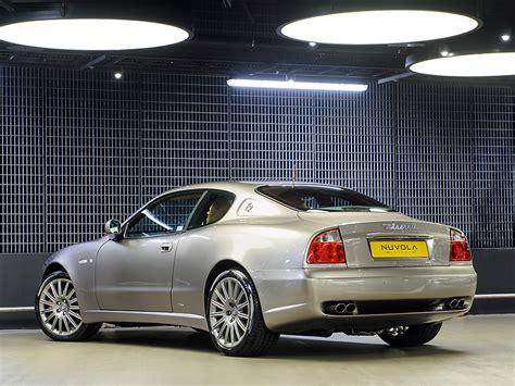 maserati cambiocorsa kit maserati 4200 coupe cambiocorsa v8 2dr coupe nuvola