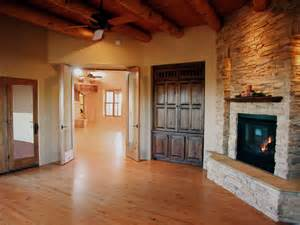Southwestern Style Homes | santa fe style homes southwestern house plans