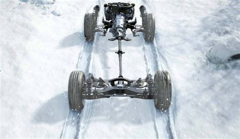 Rear Wheel Drive Snow by Which Compact Suv Has The Best All Wheel Drive System For