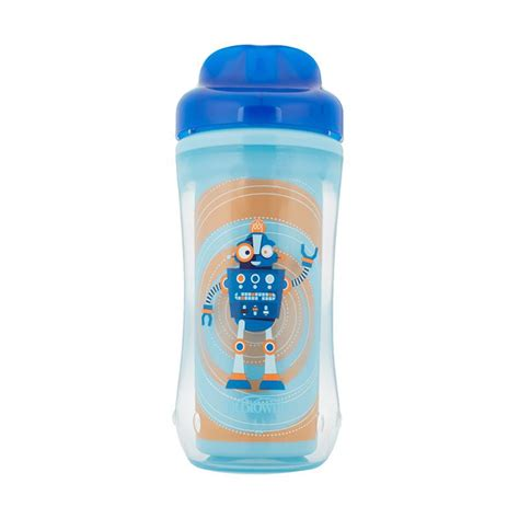 Dr Biru jual dr brown s sippy spoutless insulated cup biru