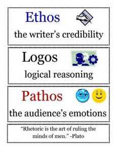 Ethos Pathos Logos Essay by Rhetoric With Images 183 Elliebunting1 183 Storify