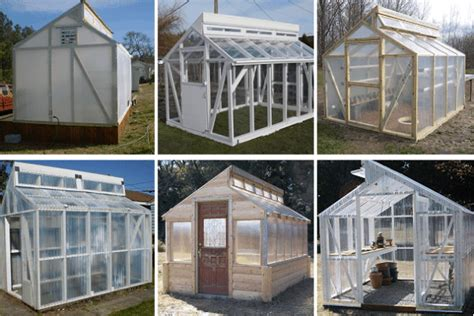 greenhouse floor plans green house plans 15 free greenhouse plans diy diy