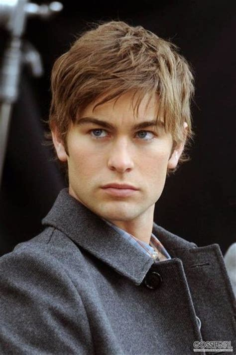 Chace Crawford Natural Straight Wigs, mens hair wigs