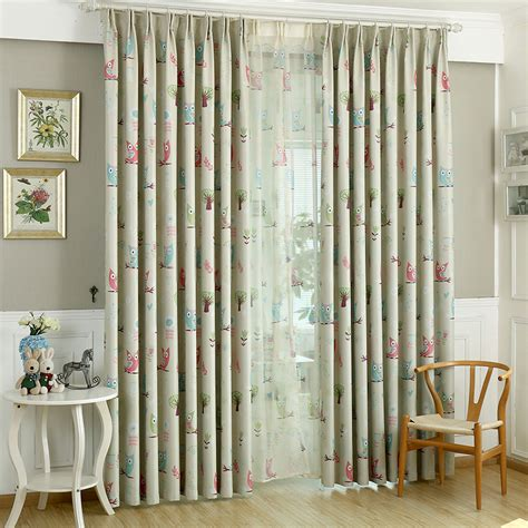 Nursery Black Out Curtains Are Cute Nursery Valance Curtains