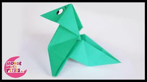 Origami En - origami la cocotte en papier pli 233