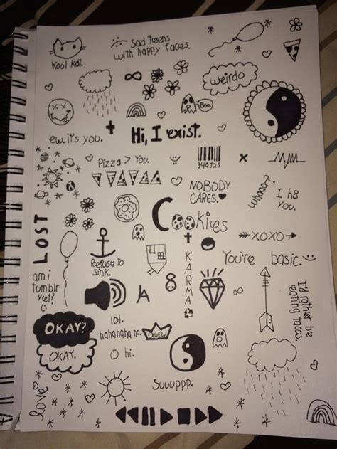 doodle de do lyrics i got bored image 2833110 by lauralai on favim