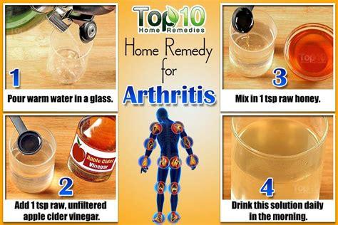 arthritis remedy home remedies for arthritis top 10 home remedies
