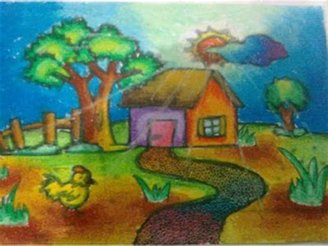Seni Mendidik Anak image gallery lukisan anak