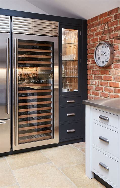 cabinet wine cooler best 25 wine fridge ideas on wine cooler