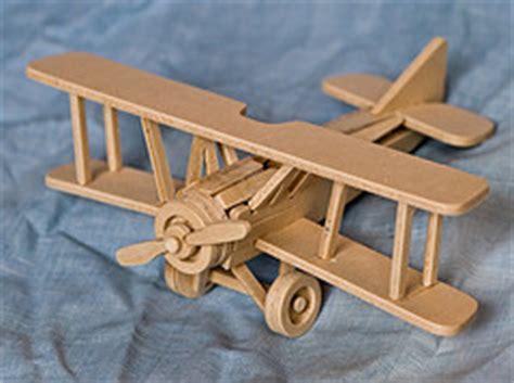 Simple Wood Airplane Plans