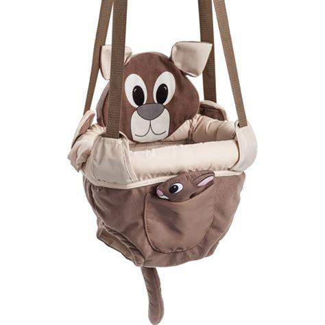 kangaroo baby swing evenflo joey jump up walmart com