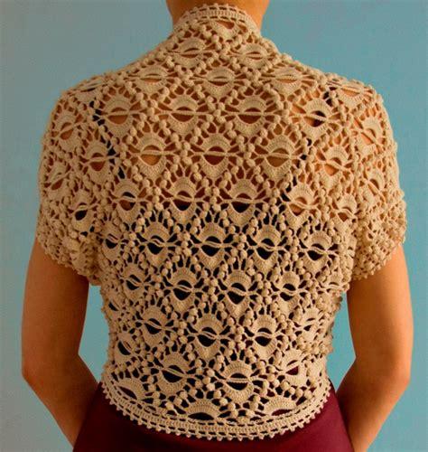 crochet shrug crochet shrug pattern crochet wedding shrug evening