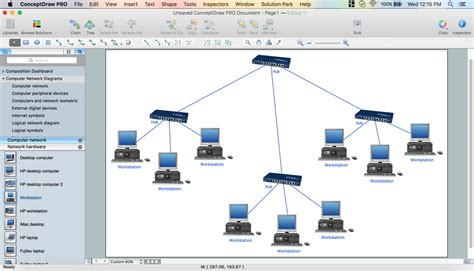 how to draw network topology diagram network topology mapper how to create network topology
