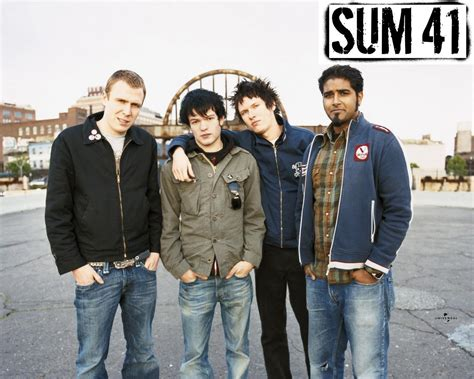 Best Band Sum 41 1440x900 Wallpapers Thread Poppunkers