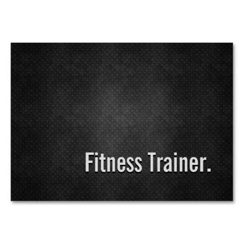 Fitness Instructor Business Card Templates by 296 Best Fitness Trainer Business Cards Images On