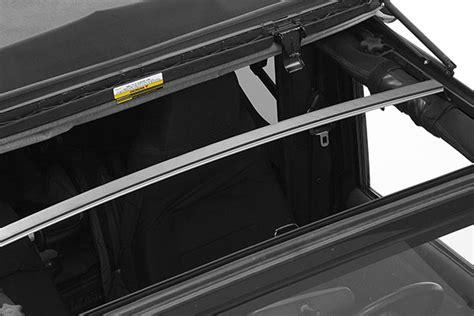 Bar Top Accessories by Bestop 56822 35 Bestop Trektop Nx Jeep Soft Top Free