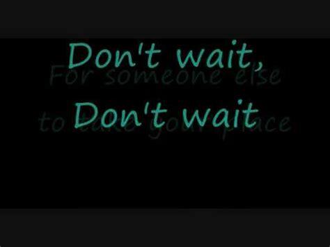 blue lyrics waits blue collar special don t wait lyrics