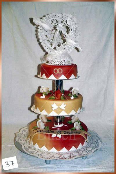 3 St Ckige Hochzeitstorte by B 228 Ckerei Busch Thementortenthementorten B 228 Ckerei Busch