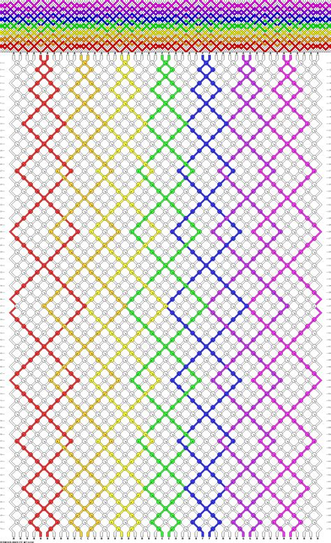 net pattern bracelet instructions 60248 friendship bracelets net