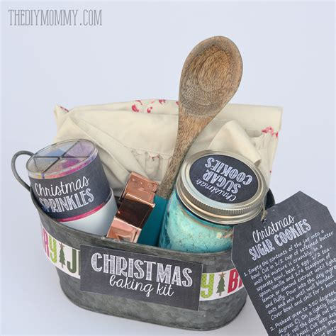 echopaul official blog a gift in a tin christmas baking kit