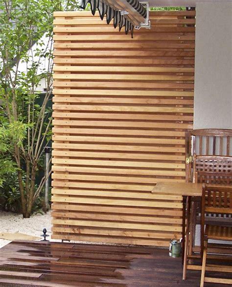Sichtschutz Holz Terrasse by Rief Holzbau Gallerie Sichtschutz