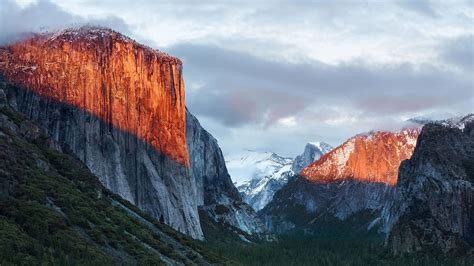 wallpaper mac landscape mac osx elcapitan landscape mountain wallpaper sc desktop