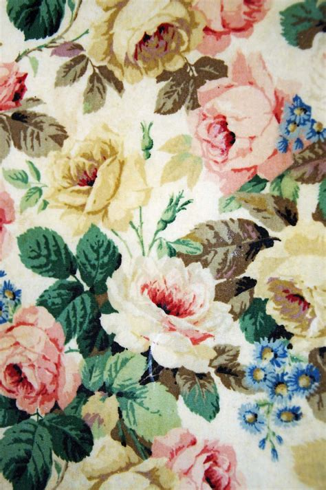 Vintage Florals by Vintage Floral Fibreglass Tray Bring It On Home