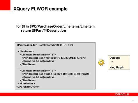 xml xquery tutorial developer fusion middleware 1 mark drake an