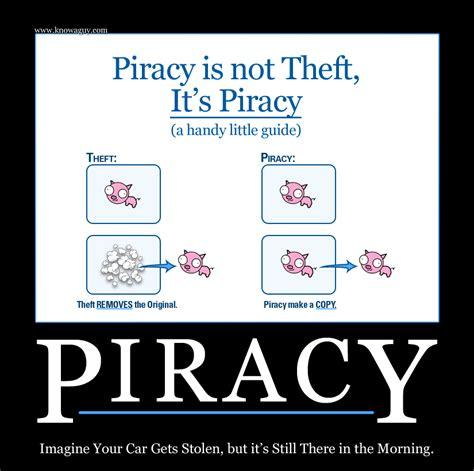 Internet Memes Definition - piracy is theft no matter what people say holly the