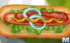 juego de cocina hot dog bush juegos de hot dogs