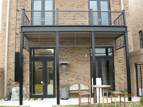 decorative deck columns balcony column and railing google search landlord diy