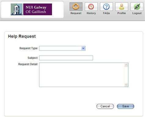 Help Desk Phone System by Service Desk Ticketing System F A Q Information Solutions And Services Nui Galway