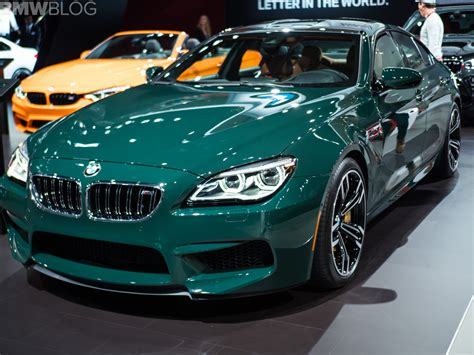 british racing green 2018 nyias bmw m6 gran coupe in british racing green
