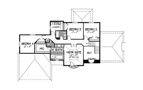 santa fe floor plans santa fe style house plans house plans