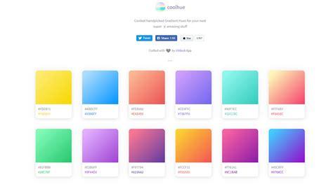 gradient colors gradients in web design trends exles resources