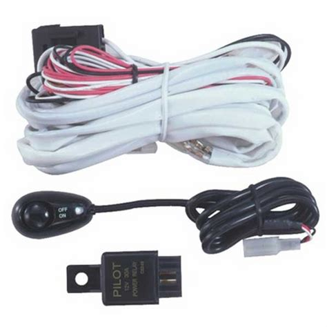 Pilot Automotive PL HARN3 $32.64 Wiring Harness w/Switch
