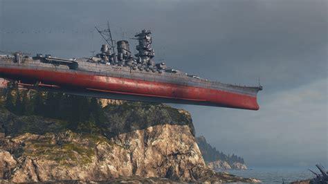ship yamato world of warships yamato wallpaper 80 images