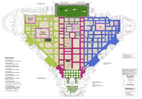 Earls Court Floor Plan by Ideal Home Show Maria Svensson