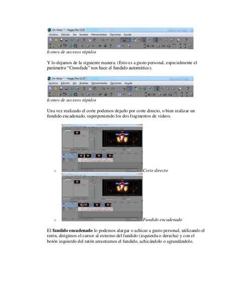 tutorial para usar sony vegas pro 11 tutorial de sony vegas pro 11