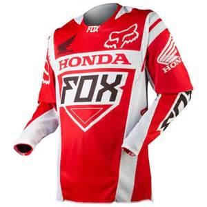 Fox Honda Fox Racing 360 Honda Jersey Revzilla
