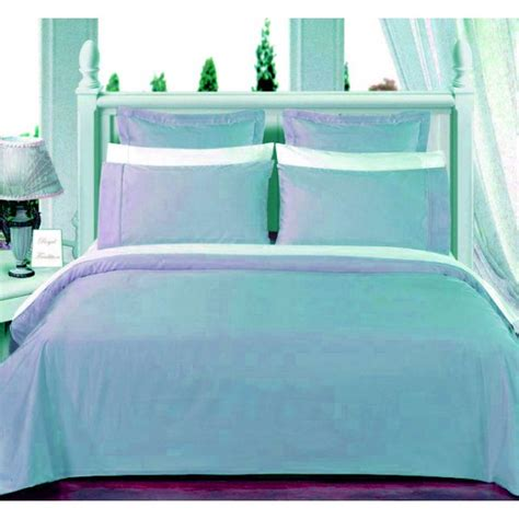 light blue bed comforters 550tc light blue olympic queen bed in a bag with comforter