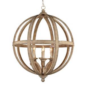 wood sphere chandelier y decor hercules 4 light brown wood globe chandelier