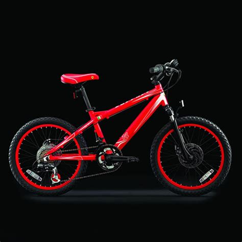 ferrari bicycle kids ferrari cx 30 kids 20 quot mountain bike ebay